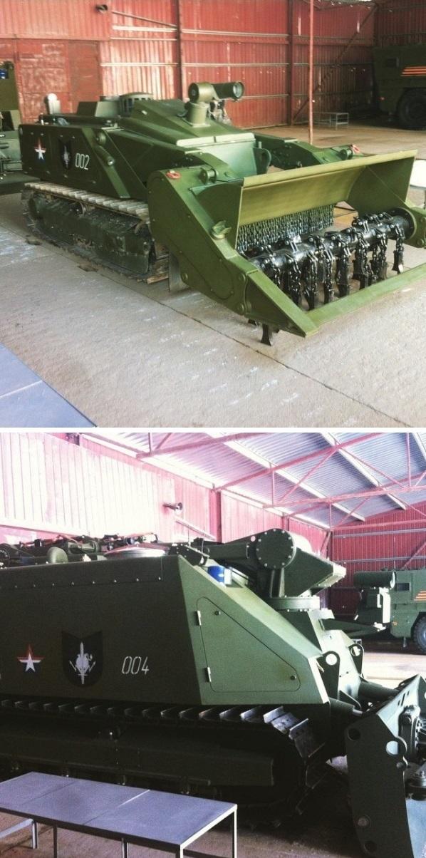 Russian Army Robots - Page 4 E541baec4e6ea67e19f1dd353098b7f1