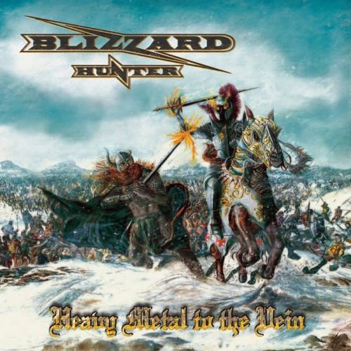 BLIZZARD HUNTER  Heavy Metal To the Vein (2015) Heavy/Speed Pérou  C435f6a02615e841ef3d57e57fdc5984