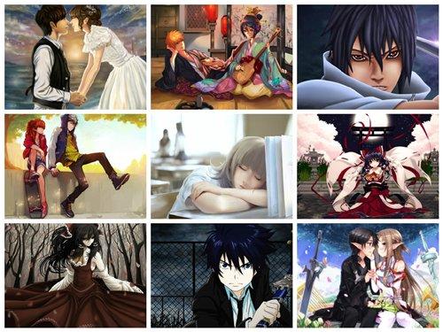 150 Wonderful Anime HD Wallpapers 3a53b8be6fd060d3443dc60360f665ad