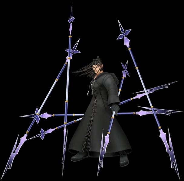 Espada VS Akatsuki VS Organization 13, Who would win? Xaldin