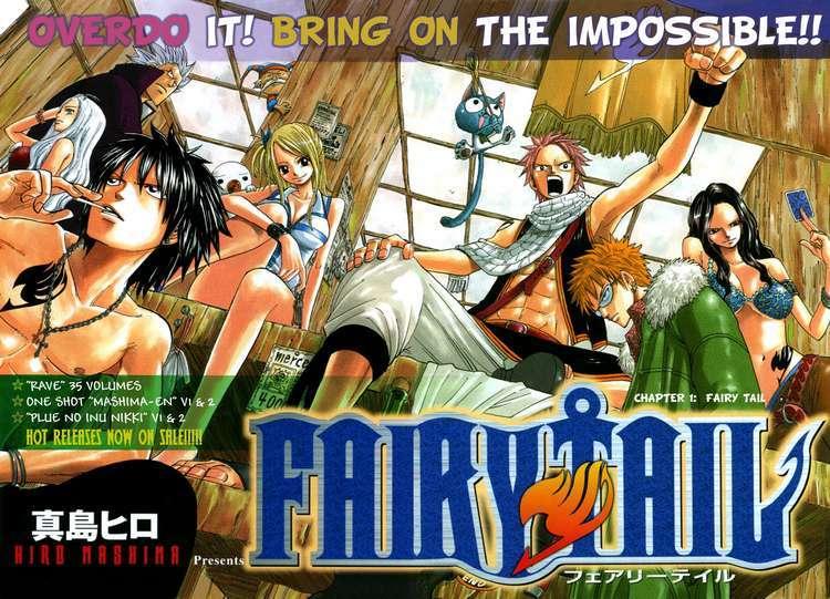 Imagenes de Fairy Tail Fairytail