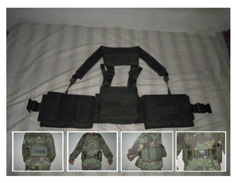 FS: Infantry Fighting Rig Forsalecombatrig