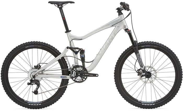 2008 Giant - It just keeps getting better! Reign-2-Brushed-Silver