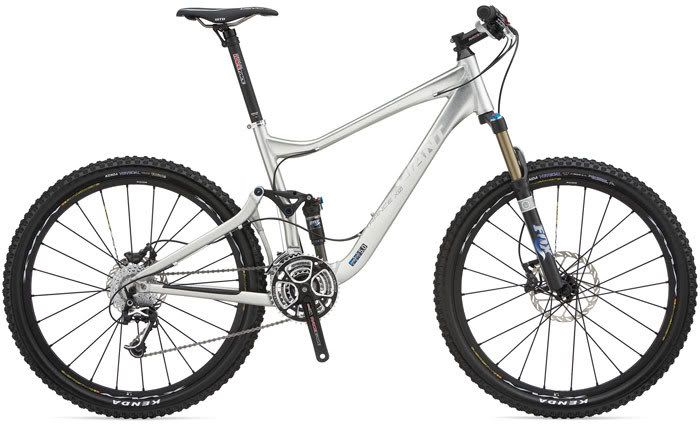 2008 Giant - It just keeps getting better! Trance-X0-Silver-Anodized