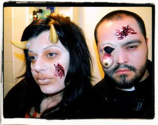 Unconventional LOTD Halloweenies