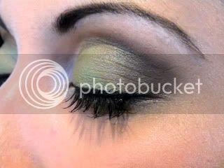 Green Eyes - A wedding look Leanneeyes1