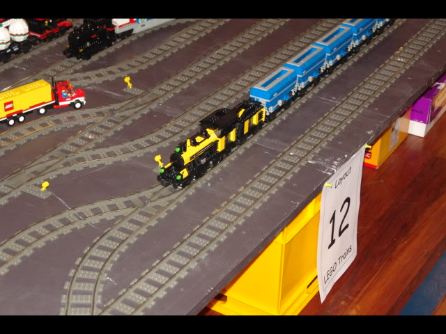 Lego Trains at my local Model Train Show Picture12118