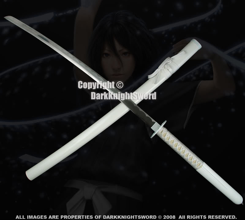 White Katana Pictures, Images and Photos