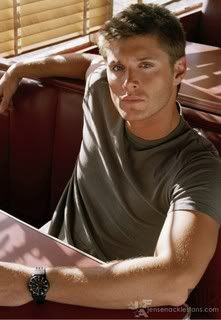 Bang Bang. You're dead. Jensen-ackles