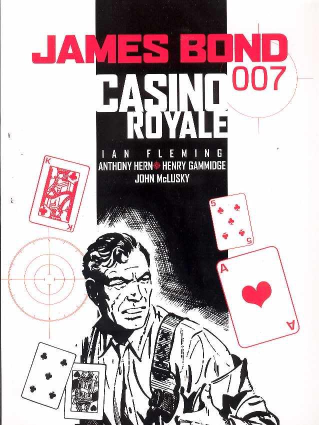 James Bond(Džejms Bond)Stripovi JBCRTP