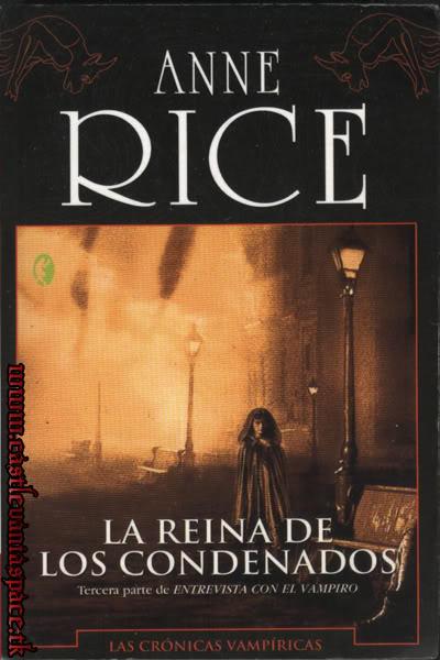libros de vampiros La_reina_de_los_condenados