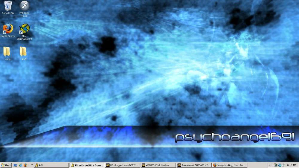 My Desktop image Desktop