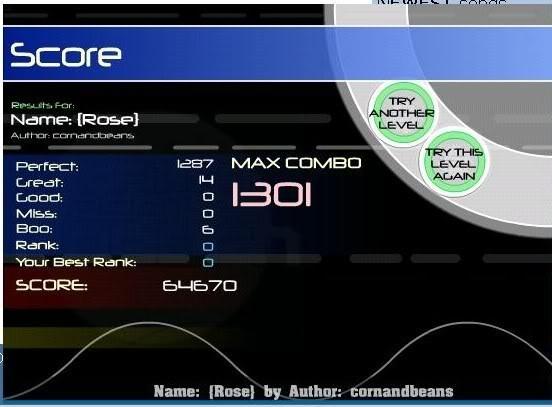 FFReborn Scores Thread! Rose