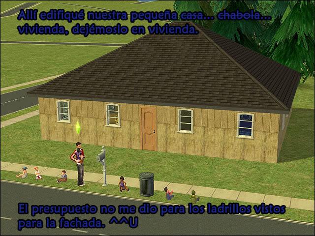 Siete Biberones de Uombat - La familia Azul: RETO TERMINADO 006