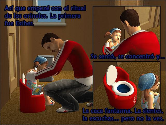 Siete Biberones de Uombat - La familia Azul: RETO TERMINADO 015