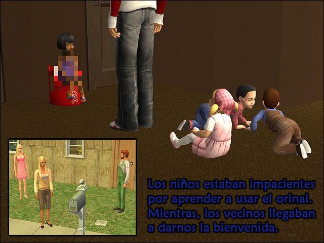 Siete Biberones de Uombat - La familia Azul: RETO TERMINADO 016