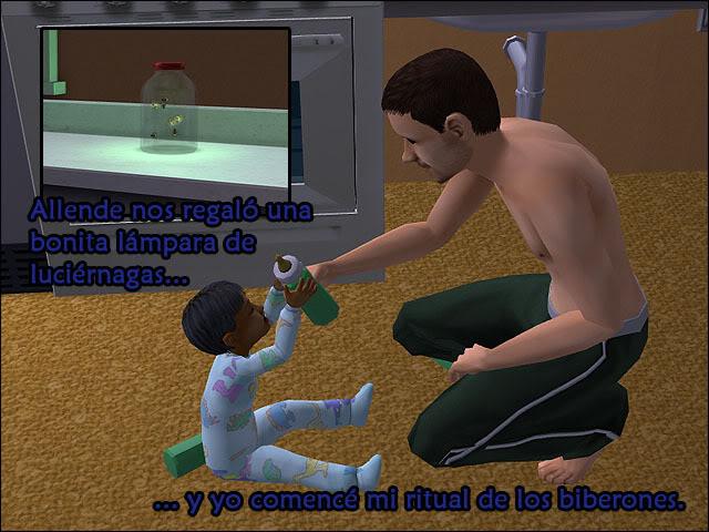 Siete Biberones de Uombat - La familia Azul: RETO TERMINADO 028