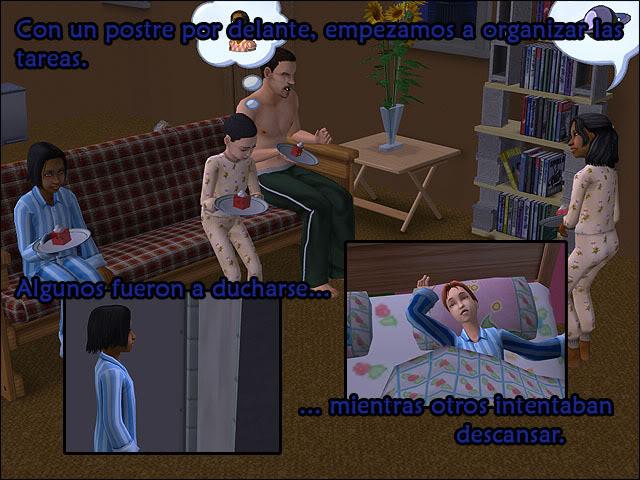Siete Biberones de Uombat - La familia Azul: RETO TERMINADO 040