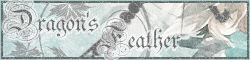 Dragon Feather [Fantasy RPG] Logo2