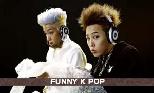 Funny K Pop