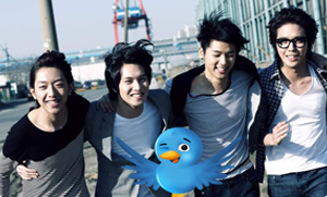 CNBLUE Twitter