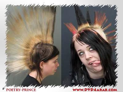 اغرب قصات شعر .. Hair22