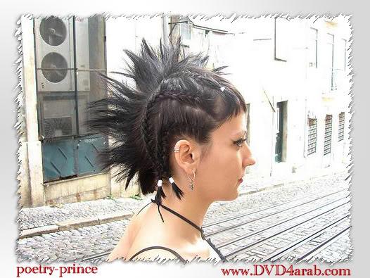 اغرب قصات شعر .. Hair4
