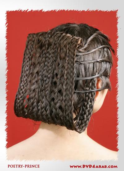 اغرب قصات شعر .. Hair48