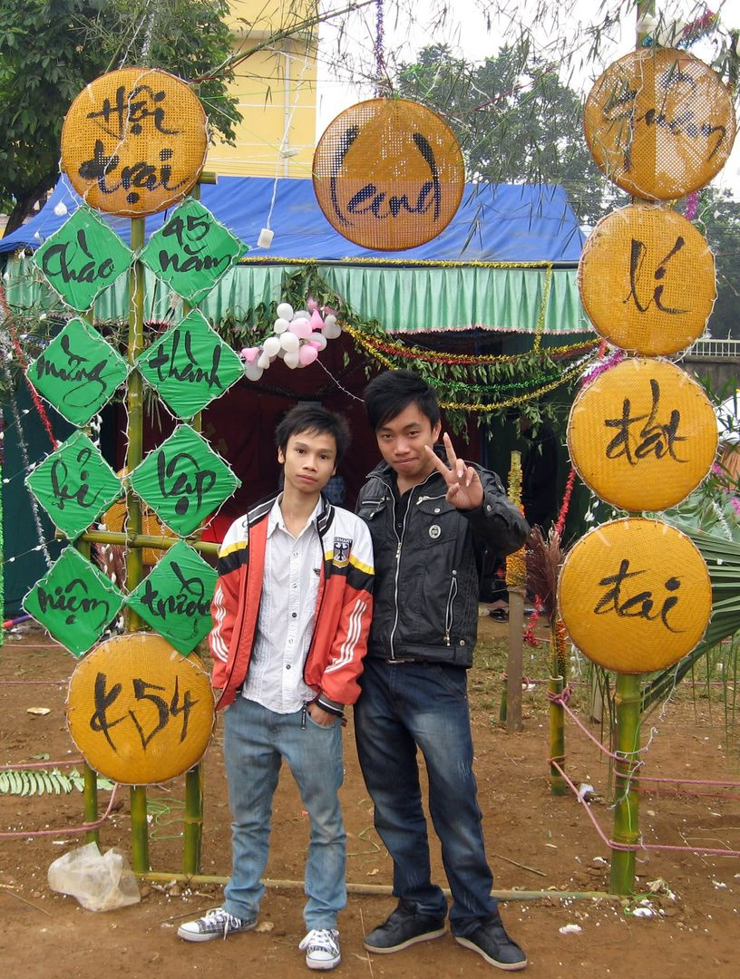 Cắm trại - Trường ĐH lâm nghiệp. Binh dê- admin^^. 15-1133