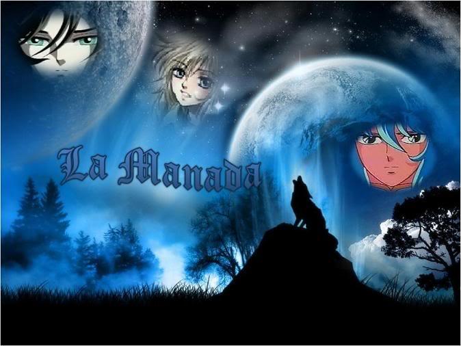 La Manada (HadesxShun) Primero