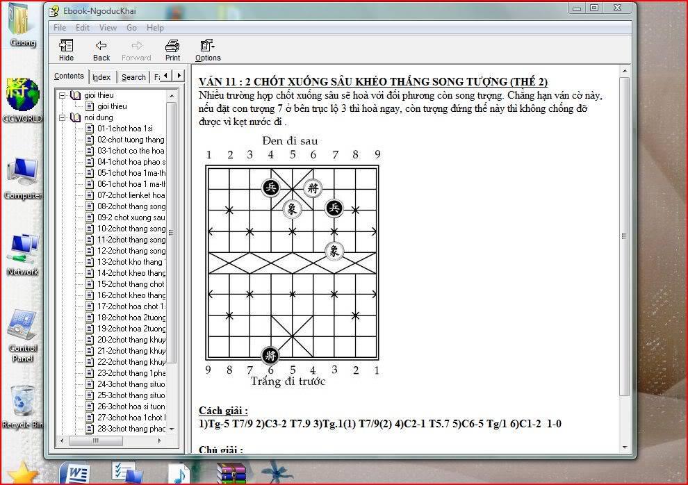 Tổng hợp 9 Ebook hay dạy cách học chơi cờ tướng Capture-25