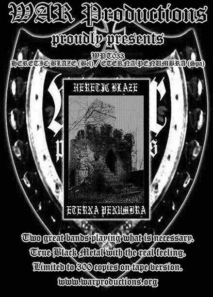 """Dragon's Kiss """"Somewhere Up In The Mountains"""" Special tape edition  Heretic20Blaze-Eterna20Penumbraforu"""