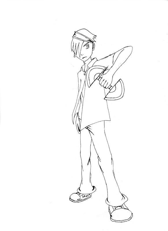 "[Character CF2] "" ไซเล้นซ์     โนเทร่า "" พร้อมอินโทร เสร็จสมบูรณ์ 2530aaea"
