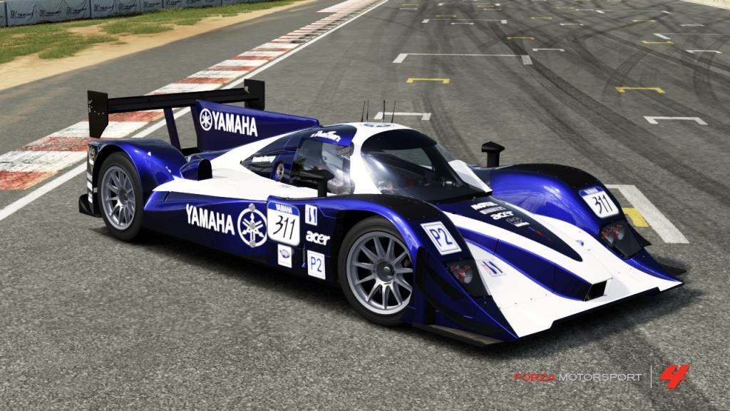 A guide on photography in Forza Motorsport 4 (and beyond) 33YAMAHA