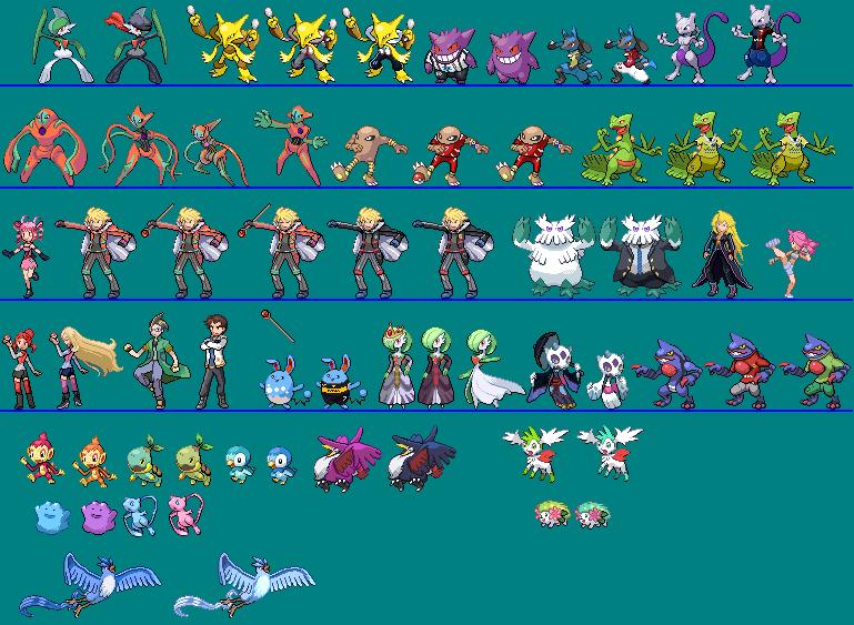 Pokémon Sprites (hechos por mi) Dibujo-11