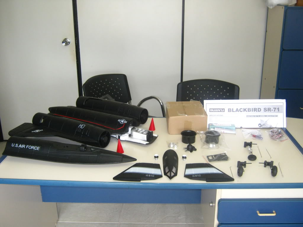 SR-71 Blackbird - Hobbyking IMG_4701
