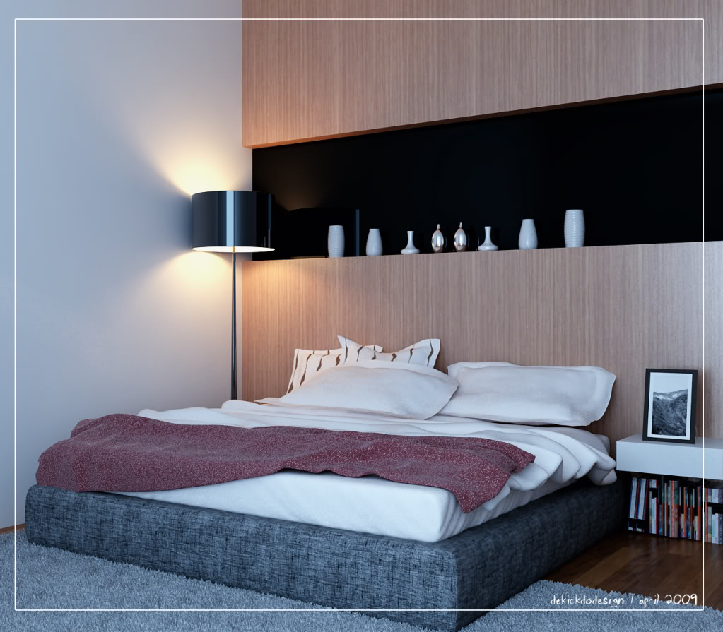 DEKICK : COMPILATION BEDROOM AND LIVING ROOM, SINGAPORE MAsterbedroomcopy-1
