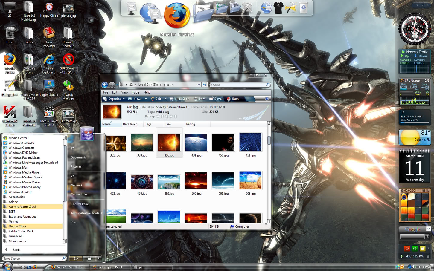 Windows Vista™ Ultimate Mix® SP2