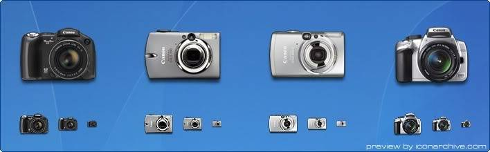 awesome graphics Cameras