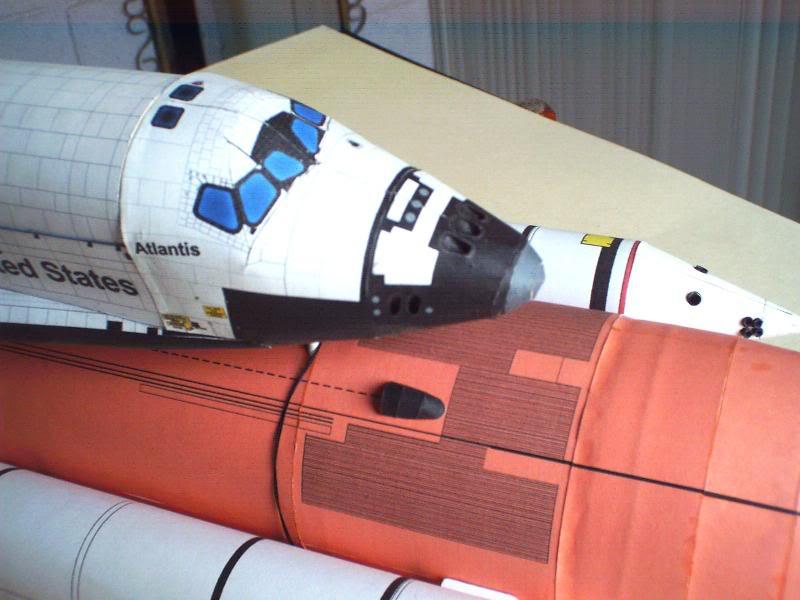 Space Shuttle Atlantis with SRB IMAG0153