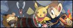 Pokémon Mundo Misterioso y Ranger
