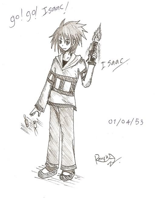 [rangka ได้แค่นี้แล] update[29/10] : I miss you. [SCANNER FAIL] - Page 3 Isaac