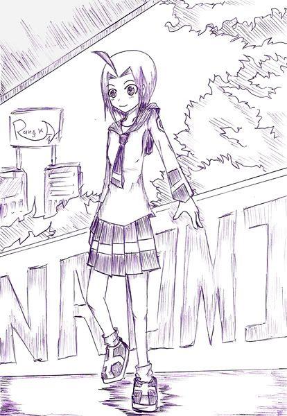 [rangka ได้แค่นี้แล] update[29/10] : I miss you. [SCANNER FAIL] - Page 4 Naomi