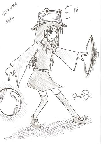 [rangka ได้แค่นี้แล] update[29/10] : I miss you. [SCANNER FAIL] - Page 3 Suwa