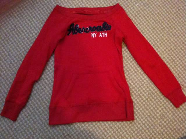 Abercrombie & Fitch + Hollister Clothing size 8-10  IMG00000014