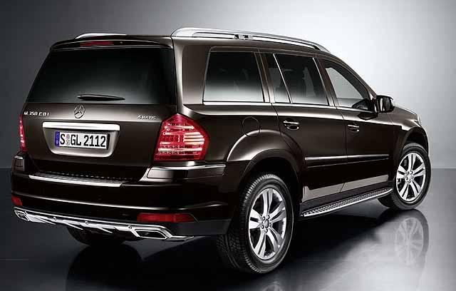 Mercedes lança ML híbrido e GL atualizado GL_2010_01_640x408