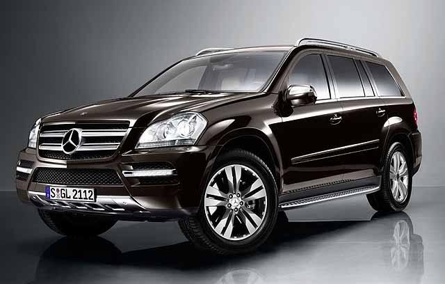 Mercedes lança ML híbrido e GL atualizado GL_2010_02_640x408