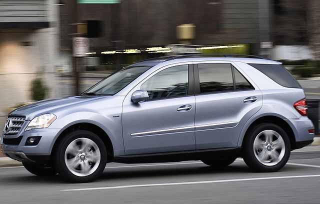 Mercedes lança ML híbrido e GL atualizado Ml_hybrid_01_640x408