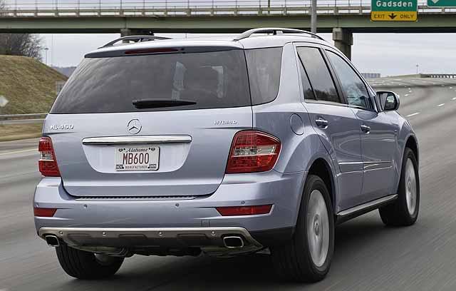 Mercedes lança ML híbrido e GL atualizado Ml_hybrid_02_640x408