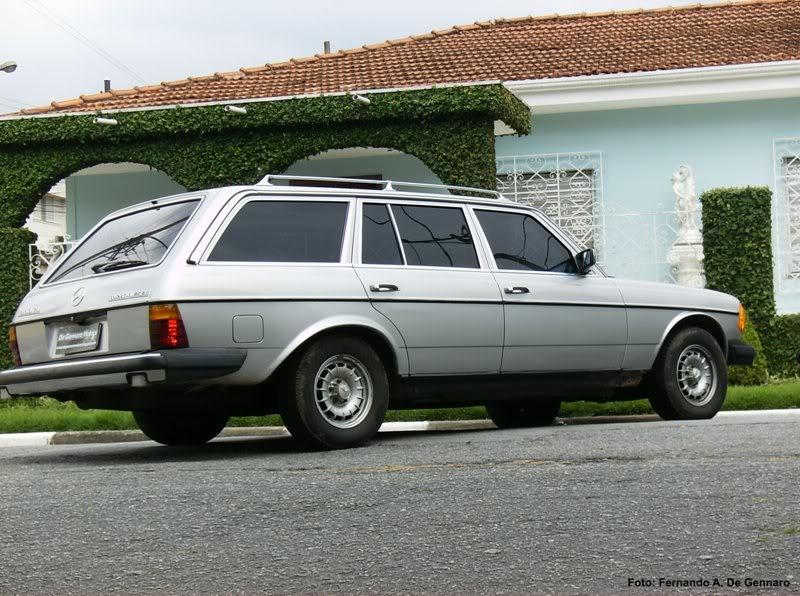 W123 300TD turbodiesel USA 1983 automatica prata - com MB tex azul marinho - 50.000,00$R HPIM1698